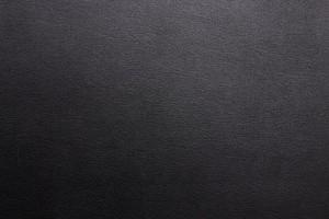 Glattleder in schwarz